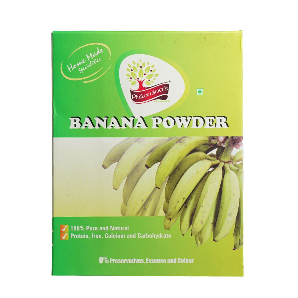 Banana Powder 500gm pkt
