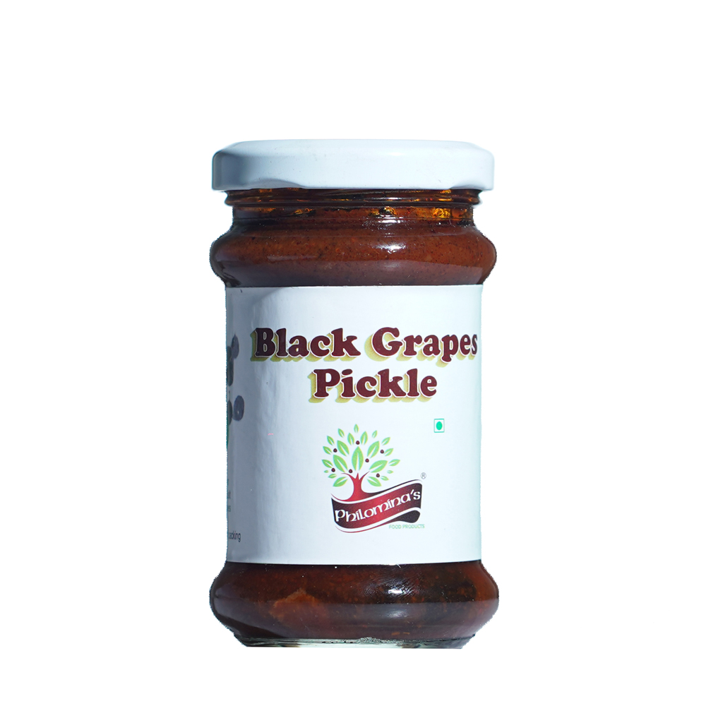 Black Grape Pickle 150gm