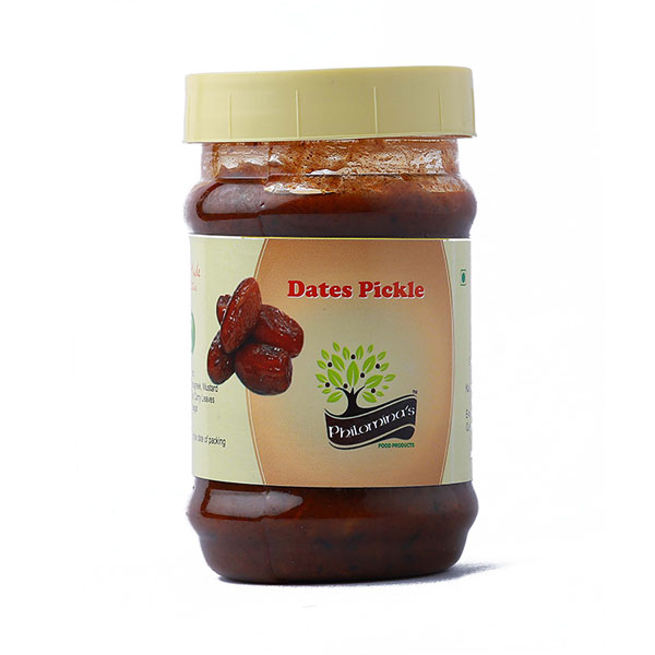 Dates Pickle Bottle - 300gm