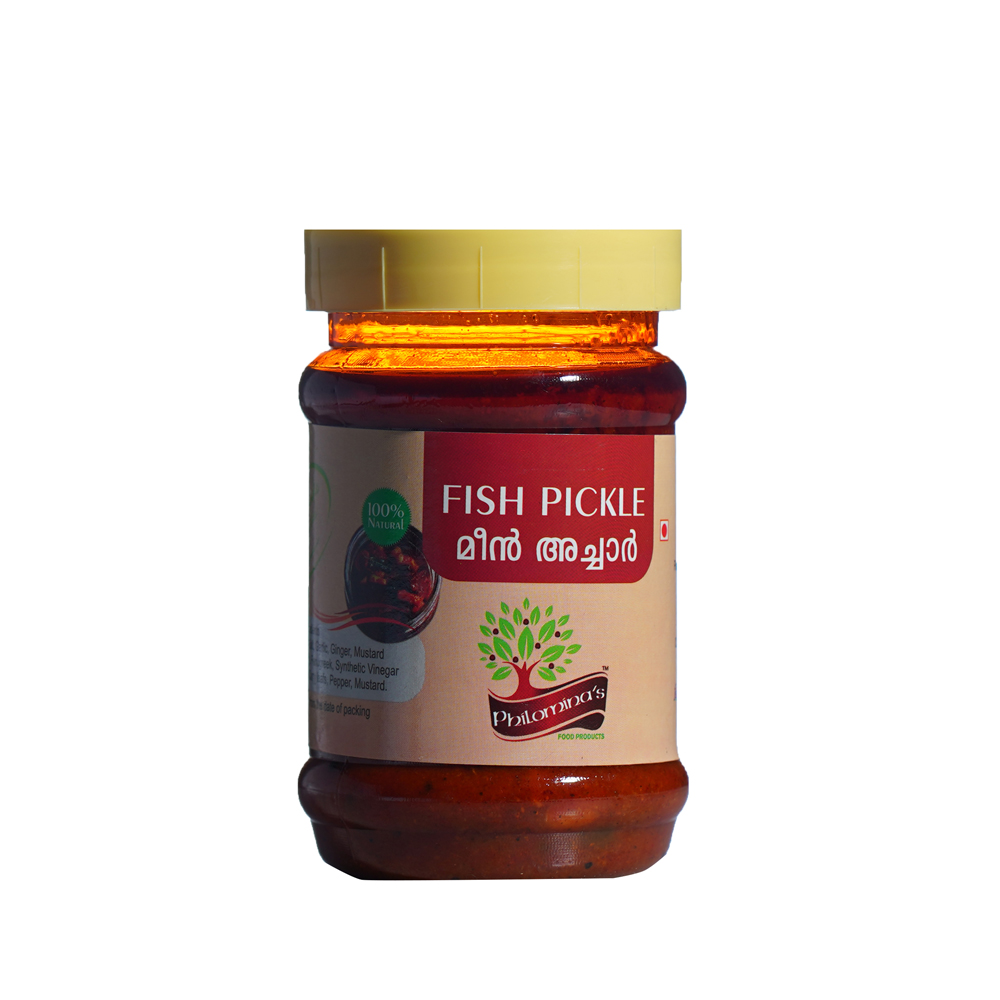Fish Pickle Bottle - 250gm