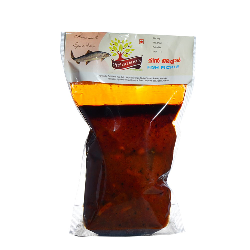 Fish Pickle Pouch - 500gm