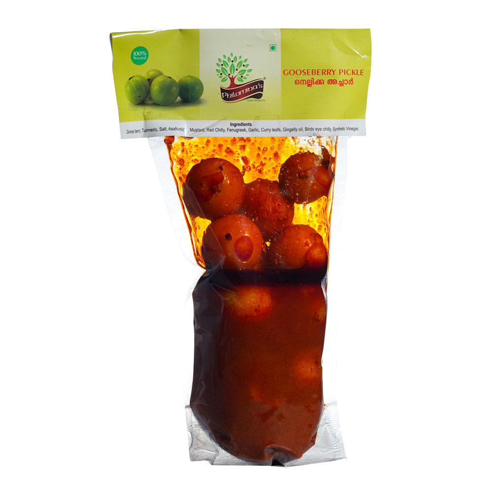 Goosebbery Pickle Pouch - 300gm