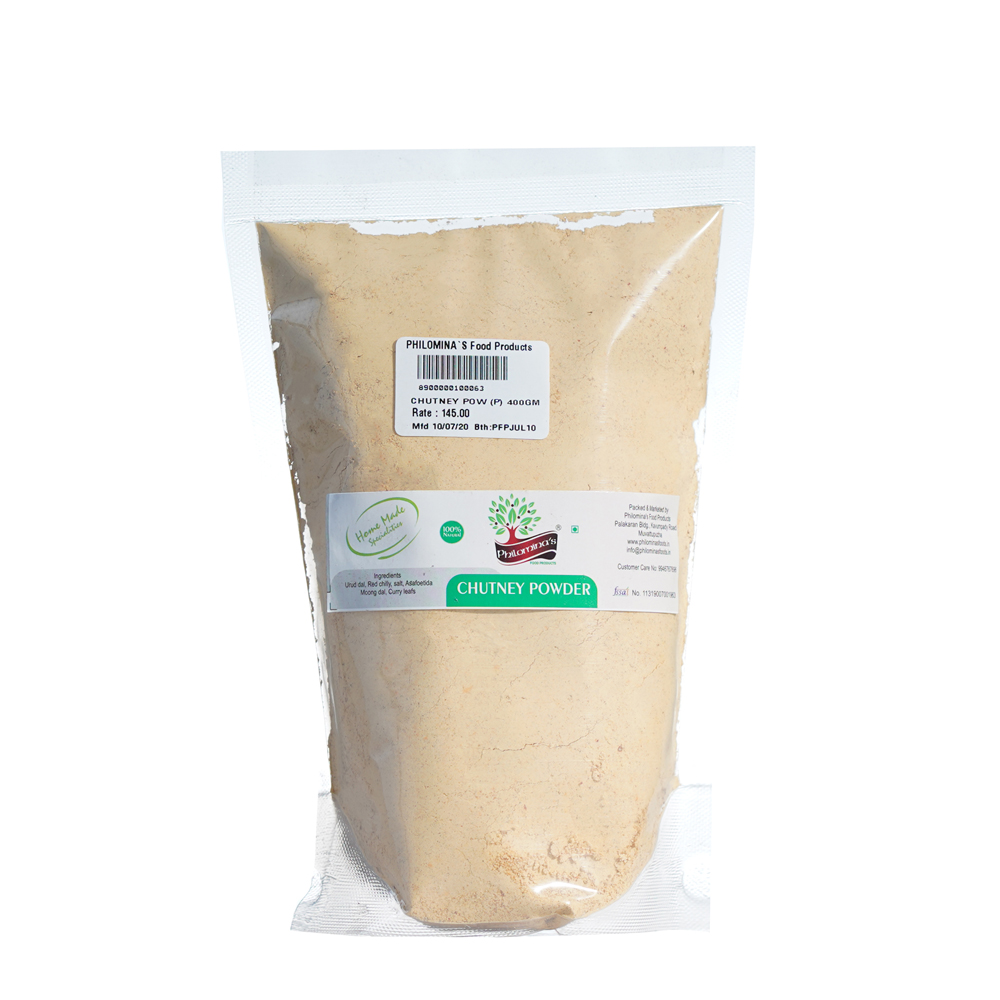Idly Chutney Powder 400gm