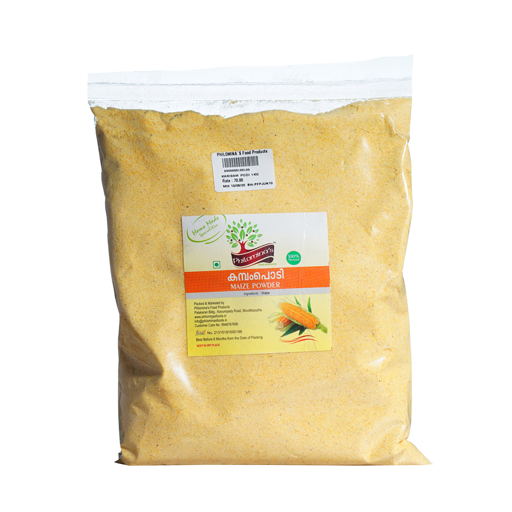 Kambam Puttu Maize - 1Kg