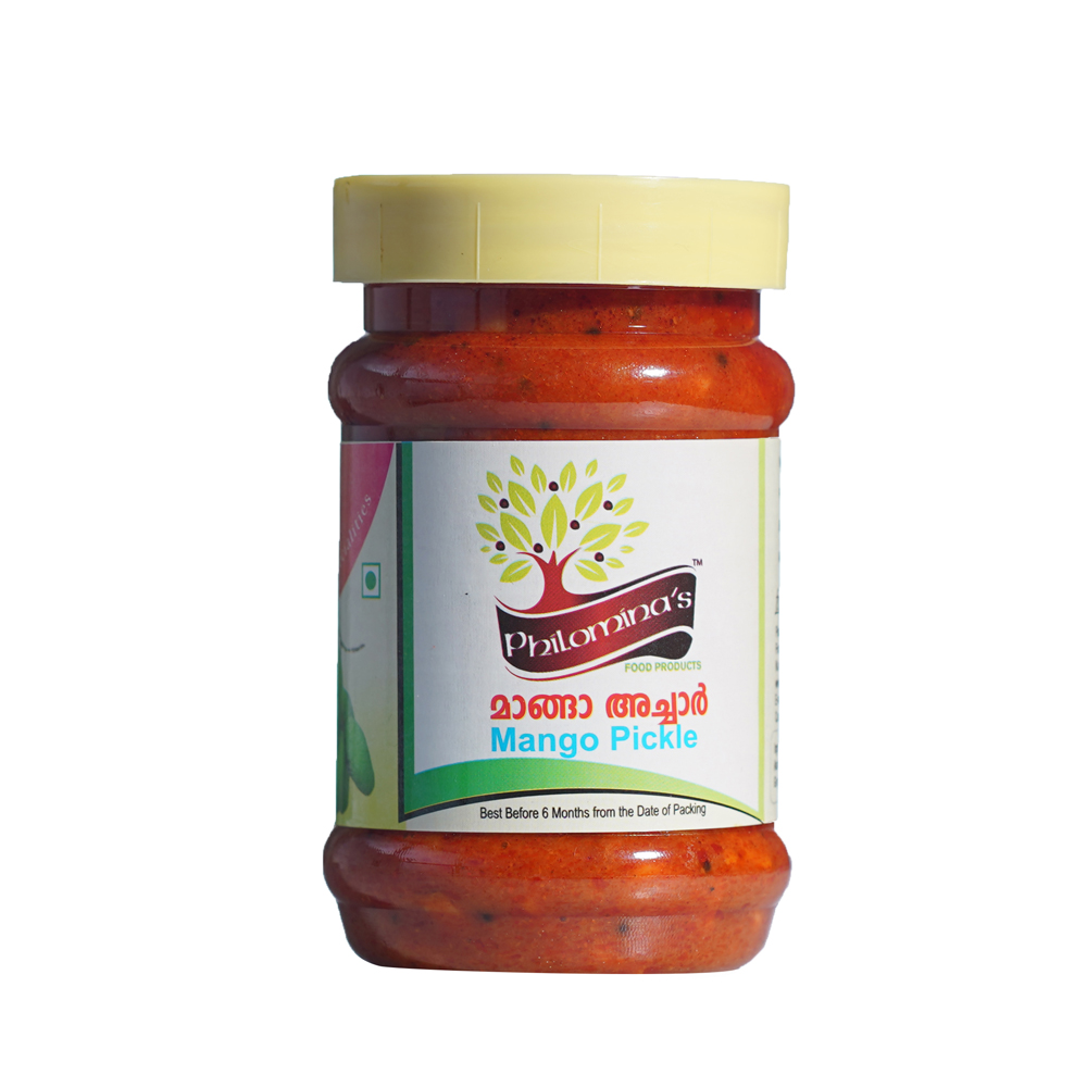 Mango Pickle Bottle - 300gm