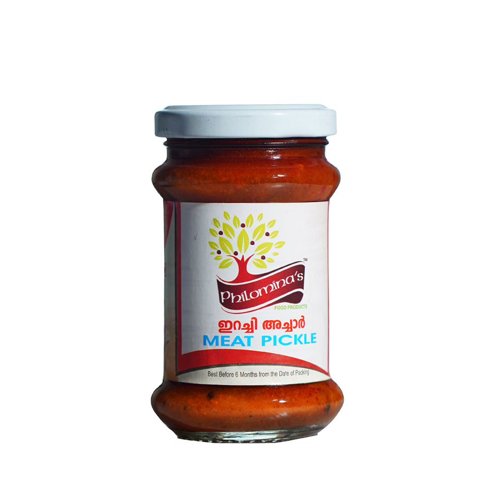 Meat Pickle Bottle - 150gm