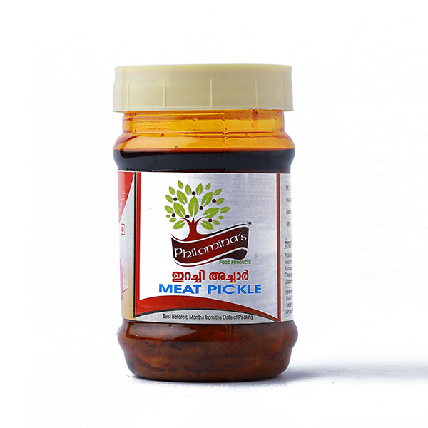 Meat Pickle Bottle - 250gm