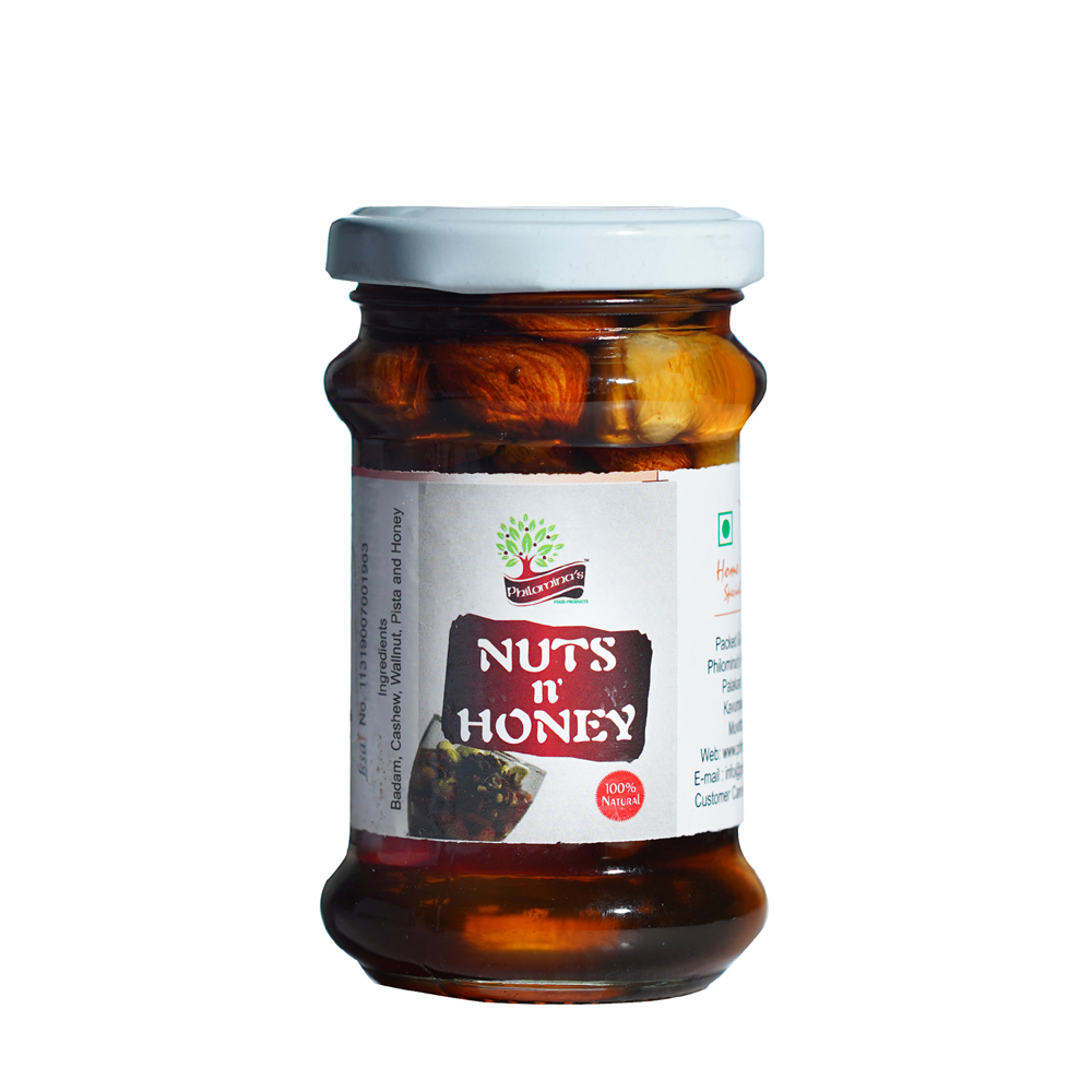 Nuts N Honey - 180gm