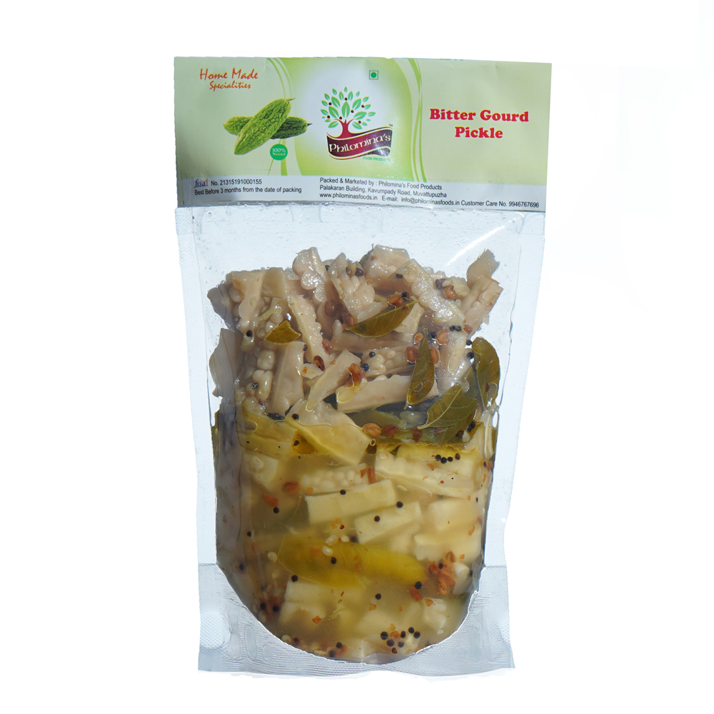 Pavakka Pickle - 250 Gm