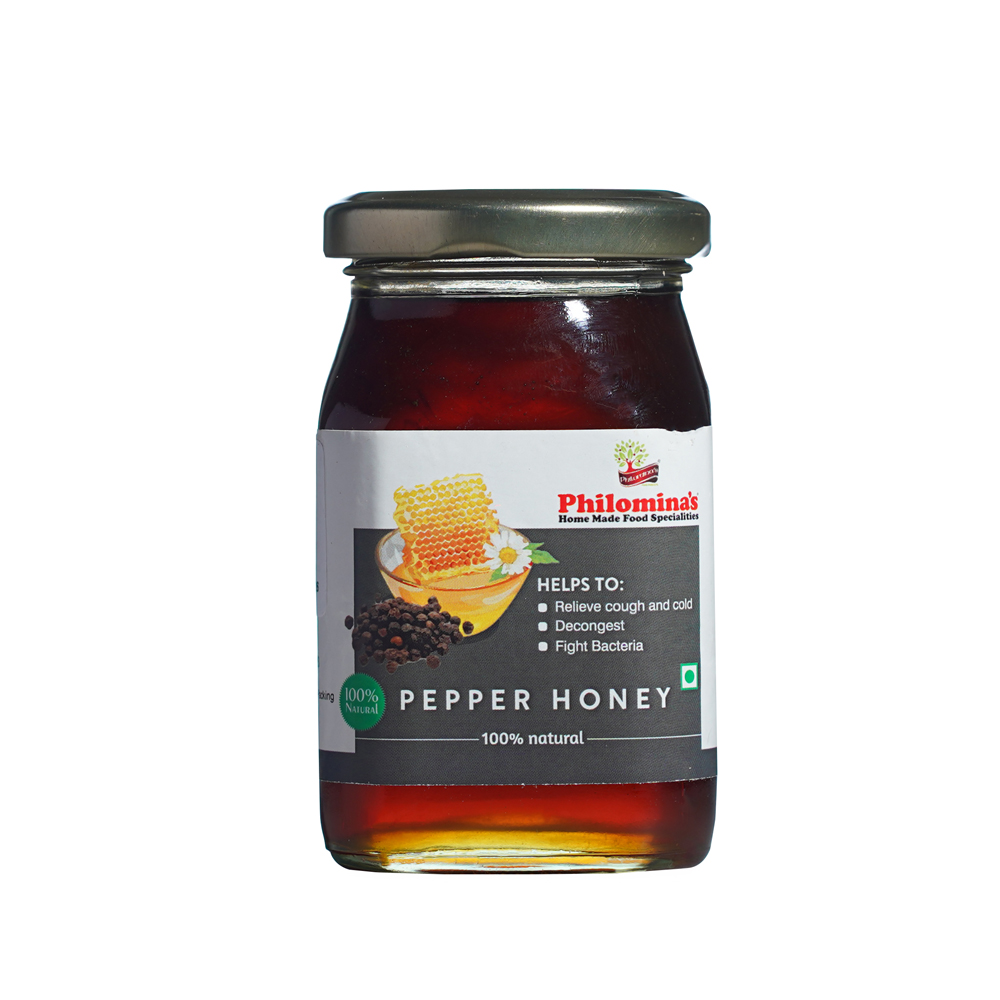 Pepper Honey