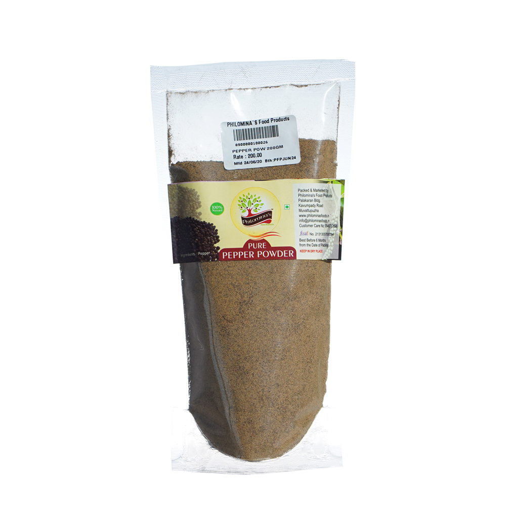 Pepper Powder - 200gm