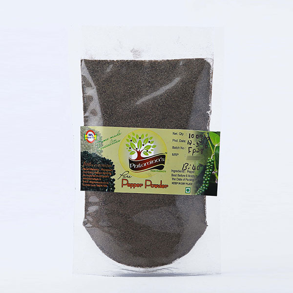 Pepper Powder - 100gm