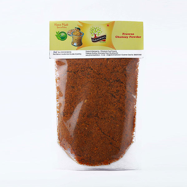 Prawns Chutney Powder - 200gm
