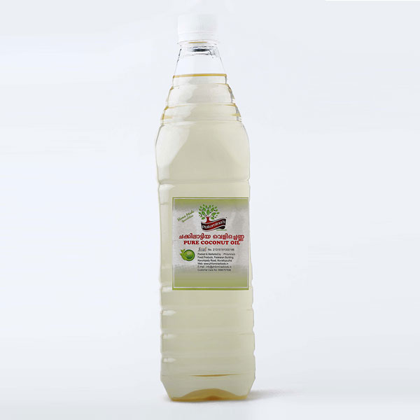 Pure Coconut Oil - 1000 ml