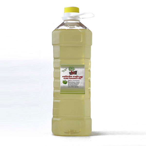 Pure Coconut Oil - 2000 ml