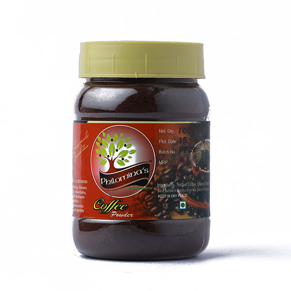 Pure Coffee Powder - 100gm