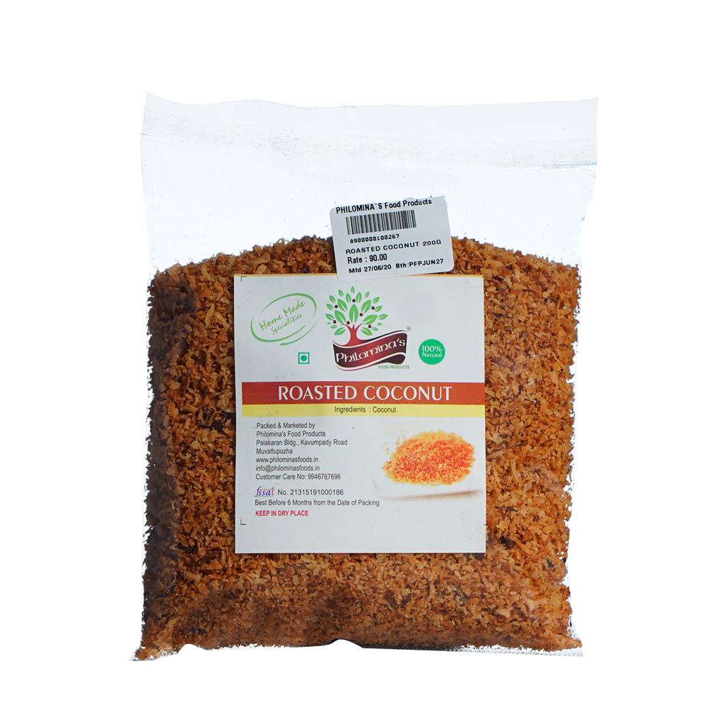 Roasted coconut powder 200gm