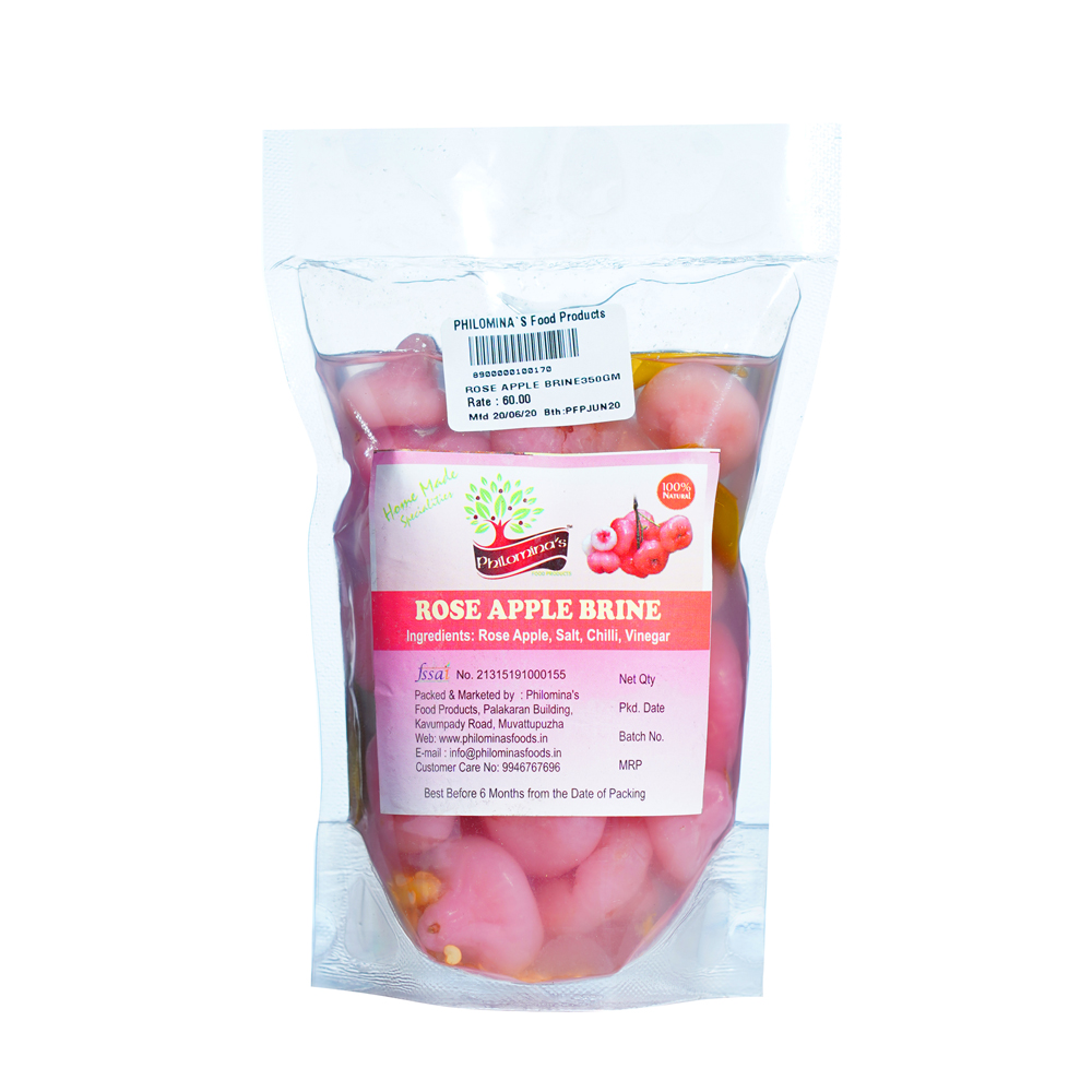 Rose Apple Brine - 350gm