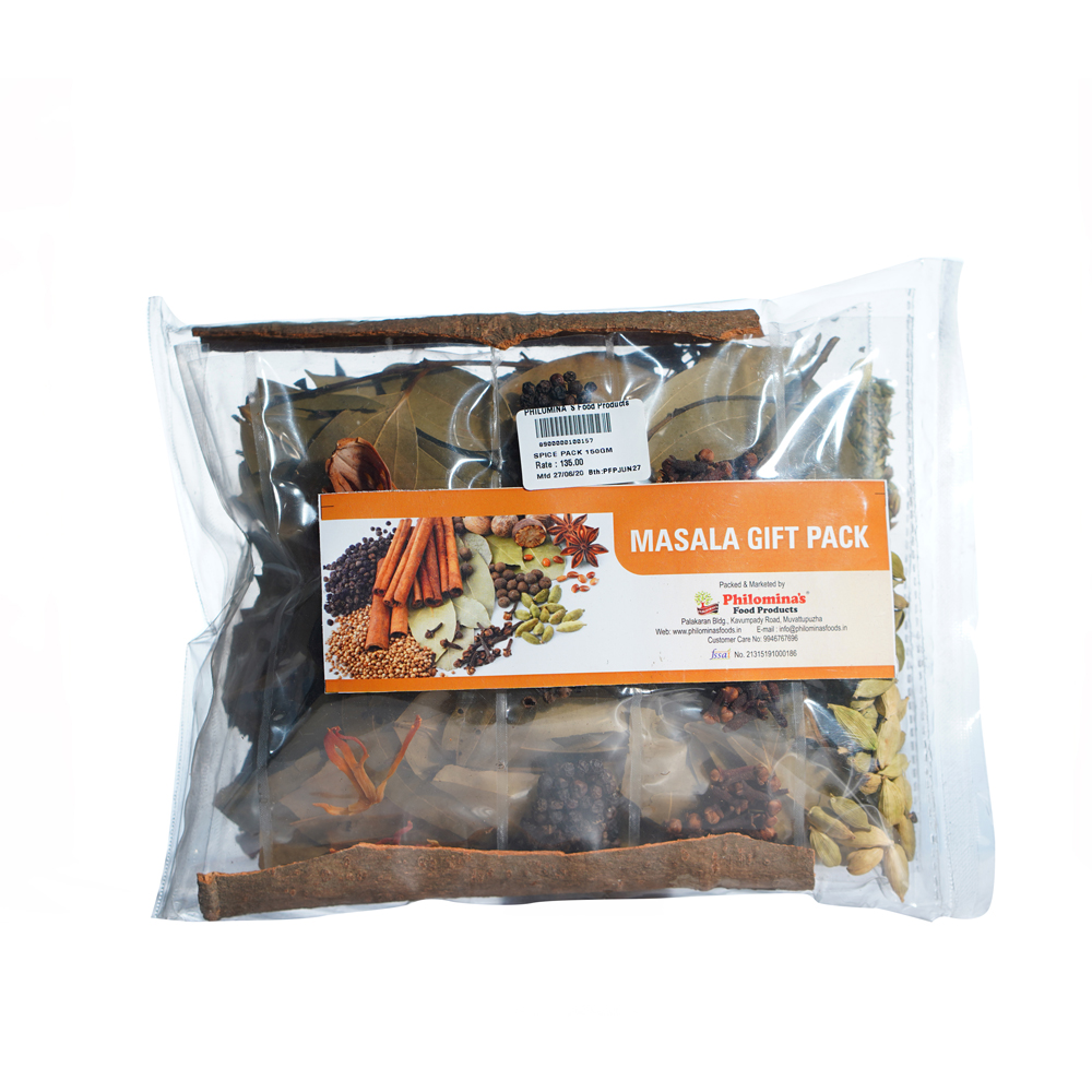Spice Gift Pack - 150gm