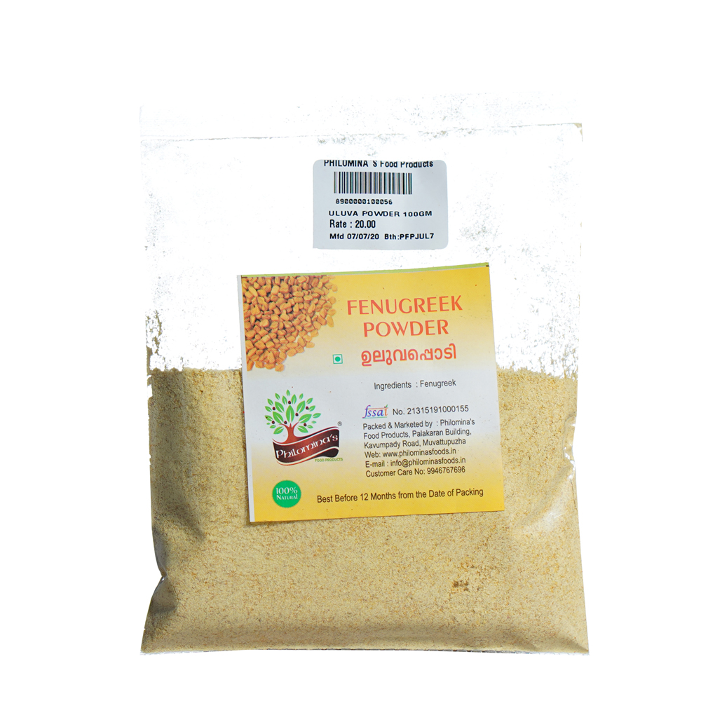 Uluva Powder - 100gm