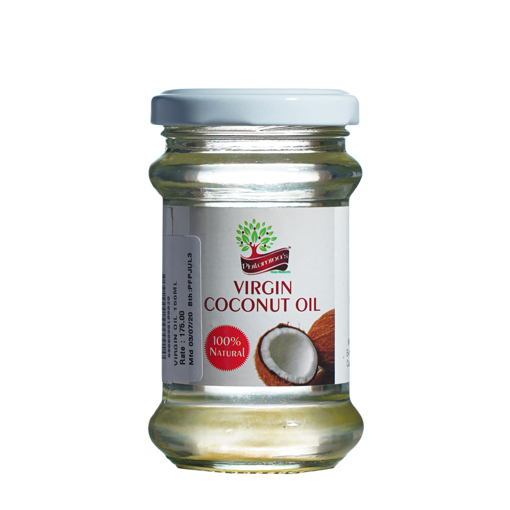 Virgin Coconut Oil - 150 ml