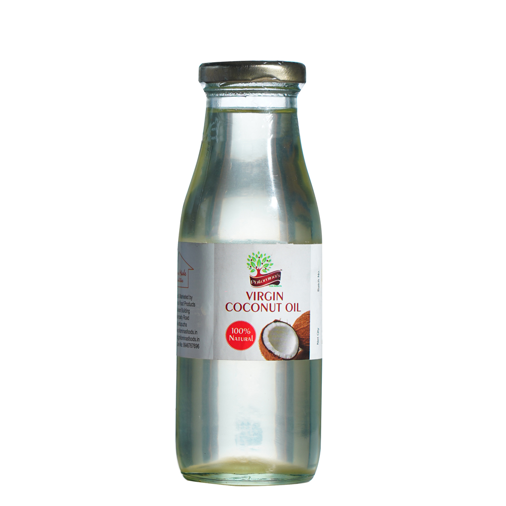 Virgin Coconut Oil  300 ml Glass bottle