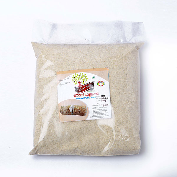 Wheat Puttu - 1Kg